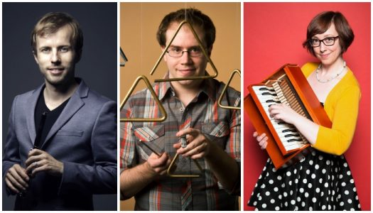 New Music Festival features Chamber Cartel, guest composers; March 10-11