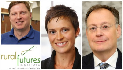 Three UNK Faculty Join Inaugural Class Of Rural Futures Institute Fellows