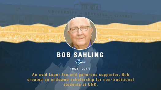 VIDEO: Bob Sahling feature; Loper Football fundraiser