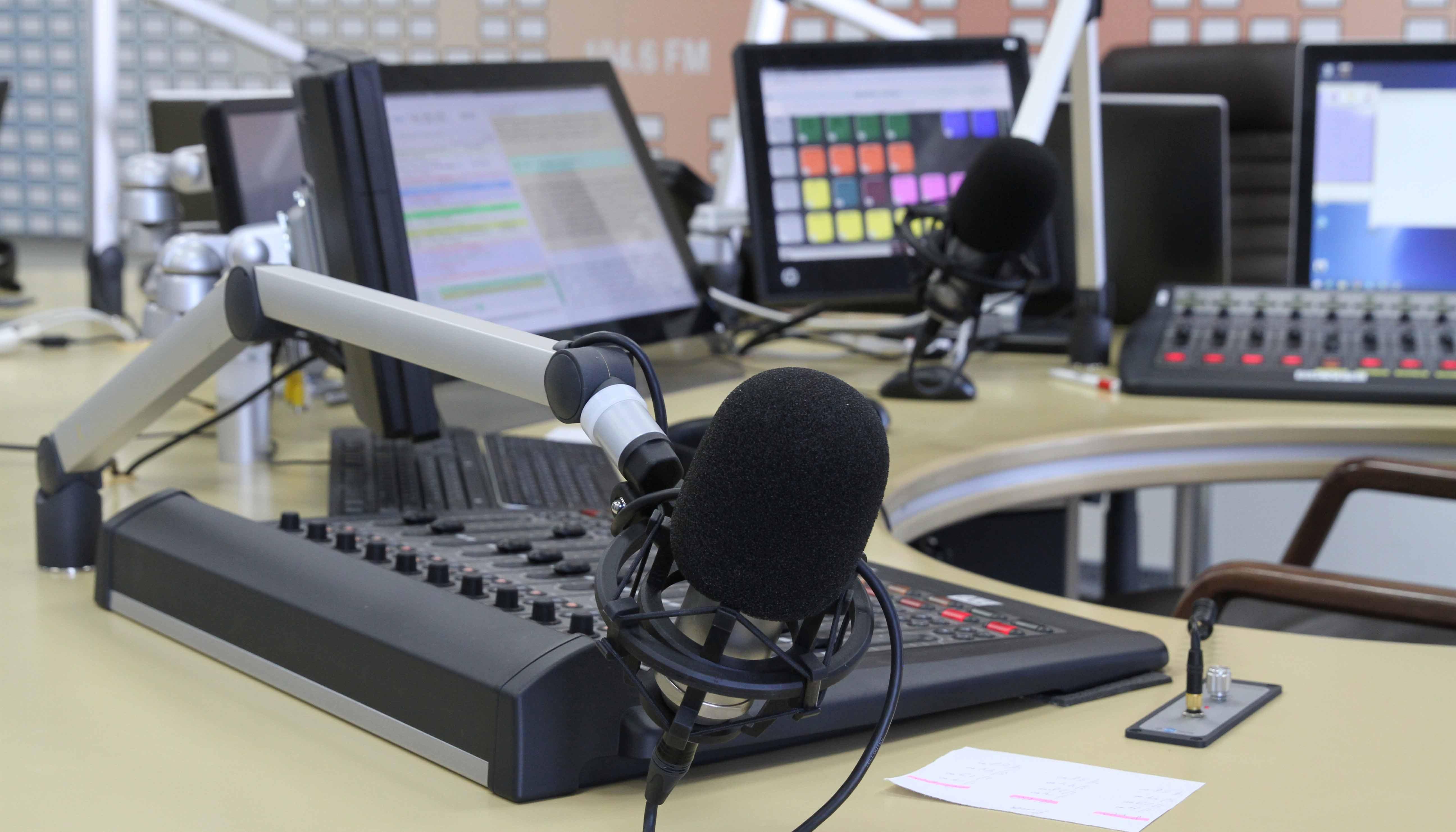 Broadcast Studio PHoto