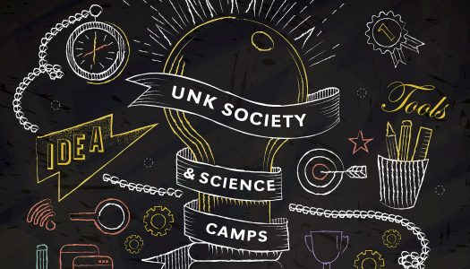 UNK hosting Society and Science Camps for middle, high school students