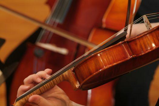 Violin, viola spring studio recital Sunday at UNK