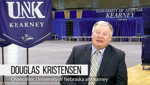 VIDEO: Message from Chancellor Kristensen; Commencement, State Funding, Upcoming Construction Projects