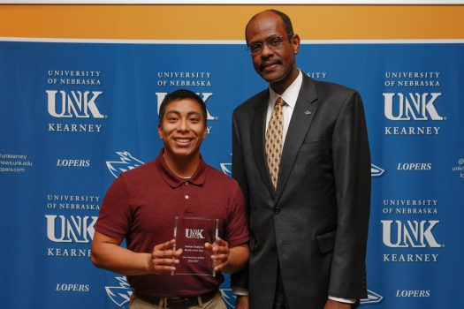 Best of the Best: Students, groups recognized at UNK Applauding Excellence event