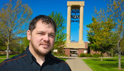 Veteran Trevor Stryker meets challenges, finds success in social work