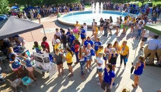 PHOTO GALLERY: Blue Gold Showcase, Parade & Welcome Convocation