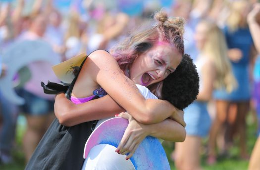 PHOTO GALLERY: Sorority Bid Day