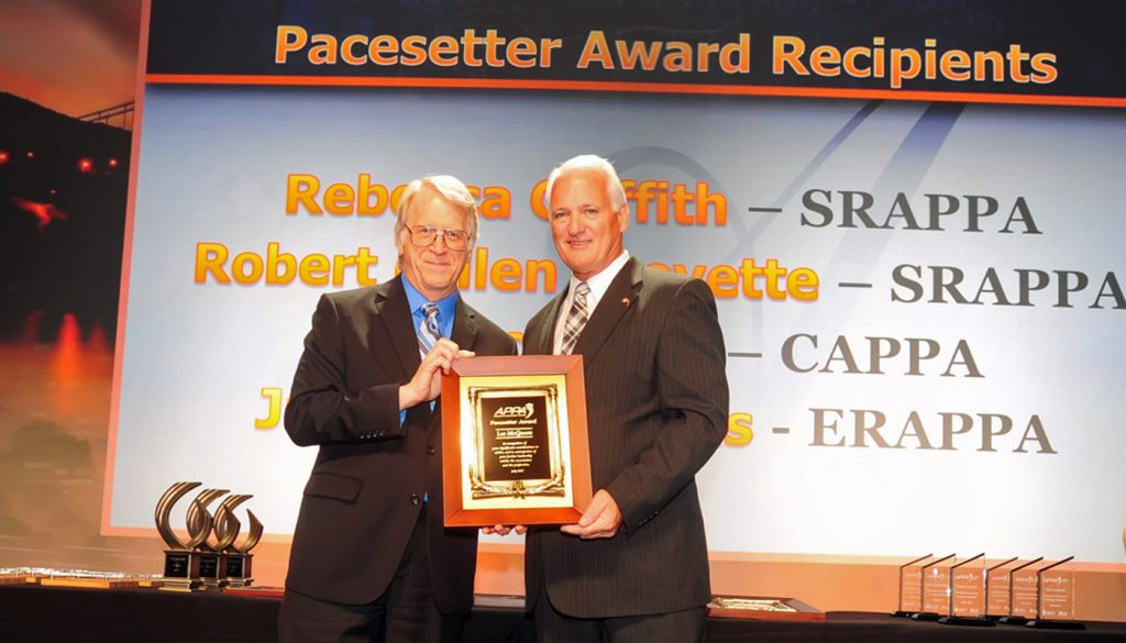 Lee McQueen Pacesetter Award