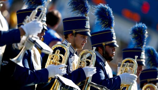 Pride of The Plains Marching Band opens season Aug. 31
