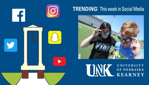 TRENDING: This Week In UNK Social Media, Aug. 6-12
