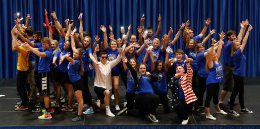 PHOTO GALLERY: Lip Sync Contest, Royalty Crowning – UNK Homecoming