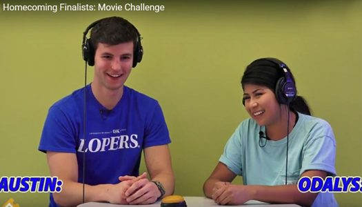 VIDEO: 2017 Homecoming Finalists – Guess That Movie Challenge