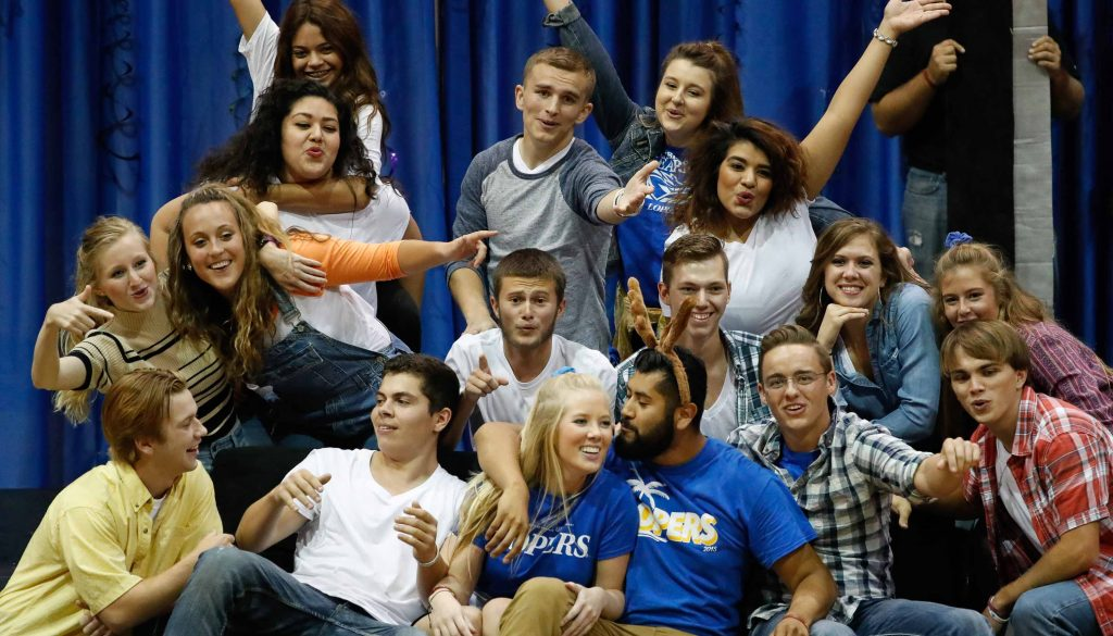 The UNK Lip Sync Contest is at 7 p.m. Thursday (Sept. 14) at the Health and Sports Center.