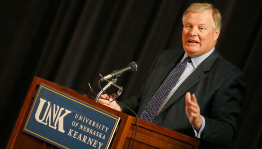 Chancellor Kristensen: UNK proactive in budget challenges, plans