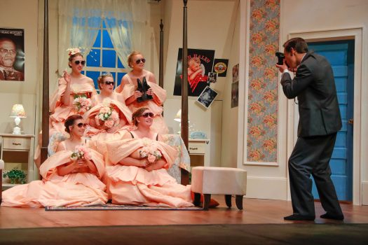 University Theatre: 'Five Women Wearing the Same Dress' opens Wednesday
