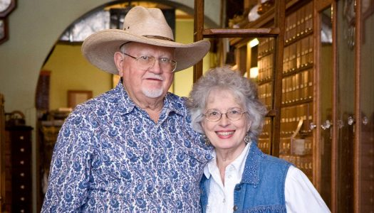 Western Cattle Trail authors Kraisingers present Nov. 14