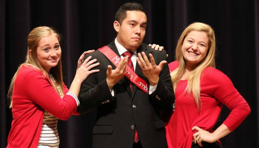 King of Hearts: Alpha Phi pageant raises funds for domestic violence, cardiac care