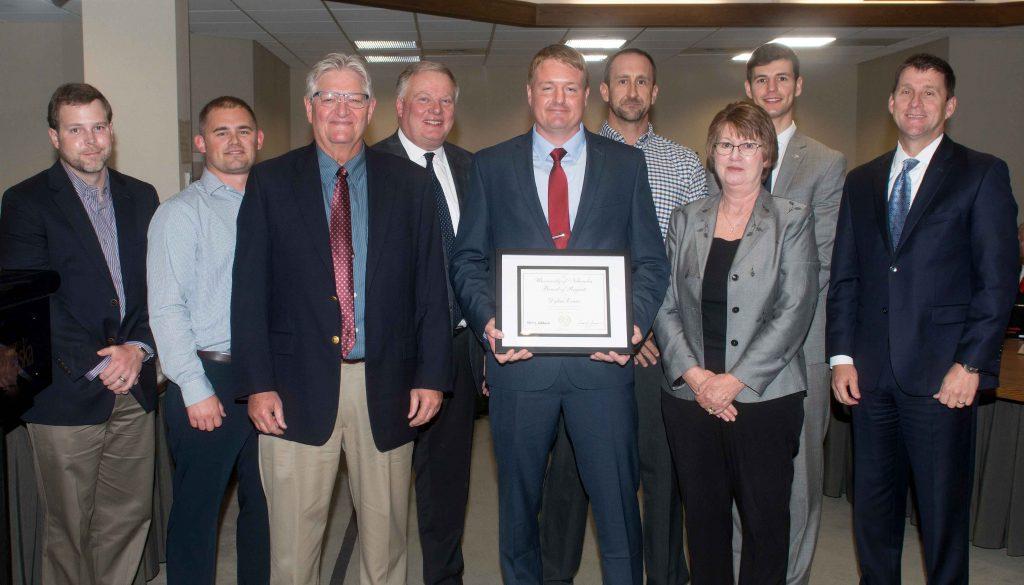 Dylan Evans Kudos Award