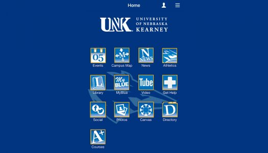 UNK mobile app gets upgrade