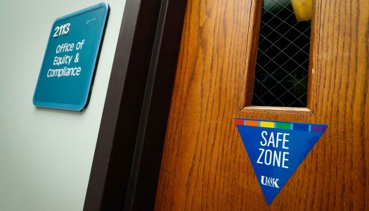 UNK creates Safe Spaces; Promotes inclusion, acceptance