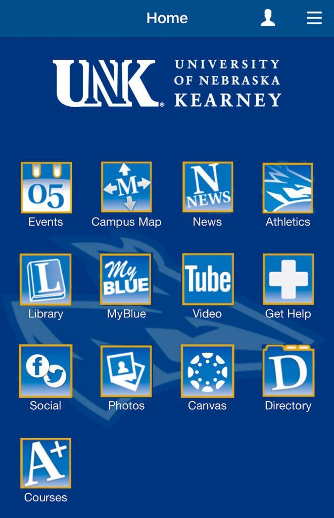 UNK Mobile App 1