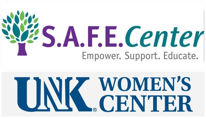 SAFE Center and Women's Center Logo
