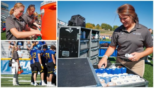 UNK helps fill Nebraska, national need with new Master of Athletic Training