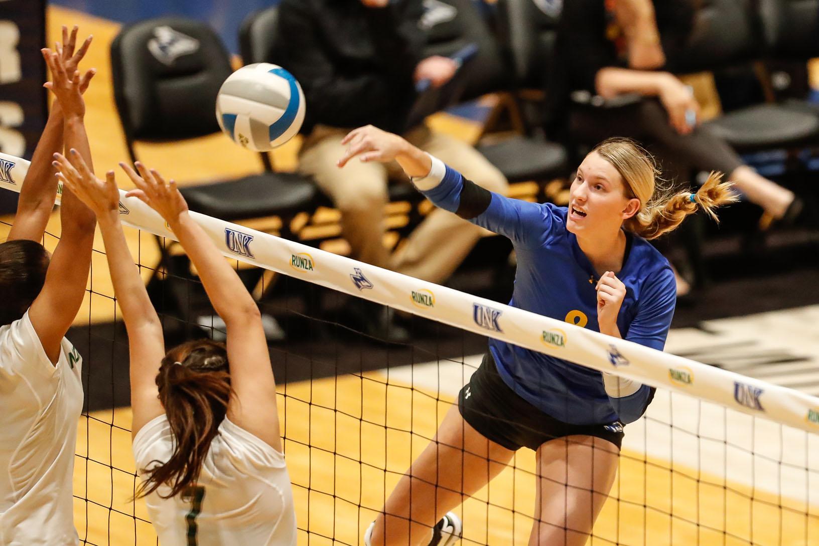 Photo Gallery Loper Volleyball Vs Washburn Northwest Missouri State