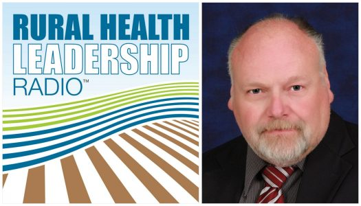 Allan Jenkins Rural Health Leadership Radio logo