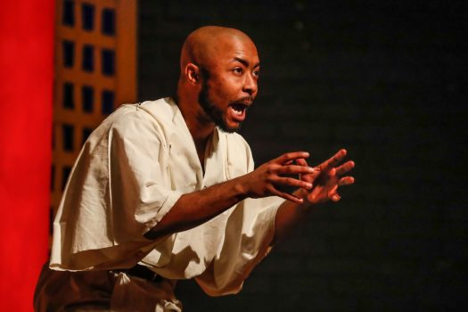 University Theatre opens five-show run of 'Rashomon' Wednesday