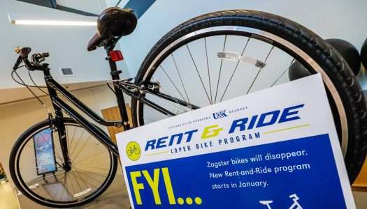 New Rent & Ride bike rental replacing Zagster beginning Jan. 1; Semester cost is $25