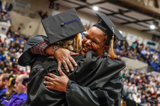 PHOTO GALLERY: Winter Commencement 2017