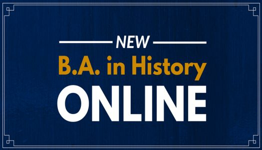 UNK launches online Bachelor of Arts in History