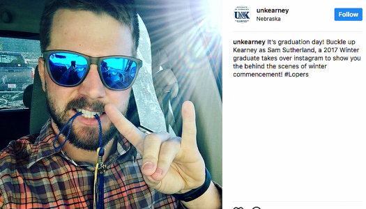 TRENDING: This Week in UNK Social Media | Commencement Edition