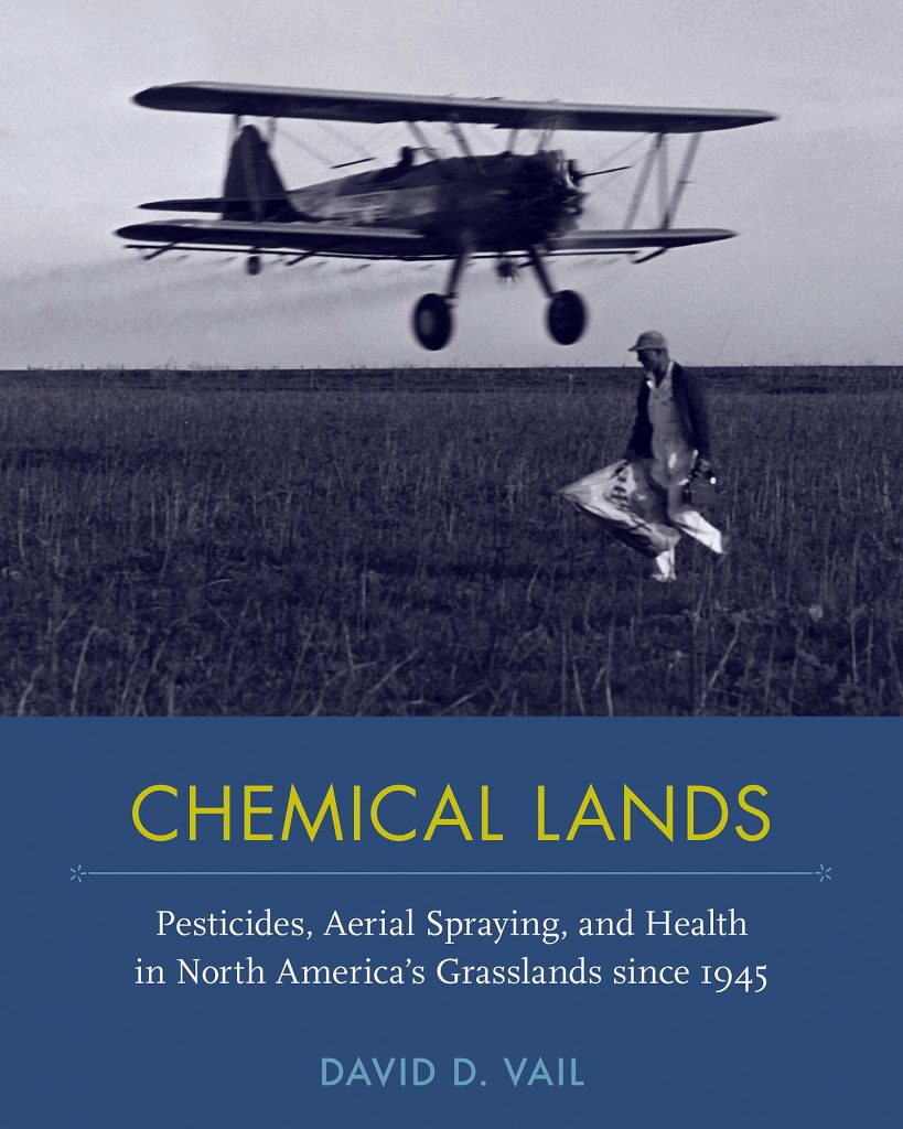 Chemical Lands Book Cover