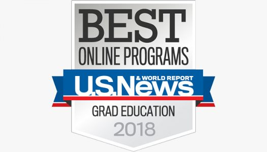 University of Nebraska at Kearney online grad education ranked No. 25 by U.S. News