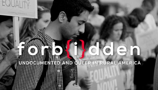 'Forbidden: Undocumented and Queer' to show March 1 at UNK; Film's subject to appear for Q&A