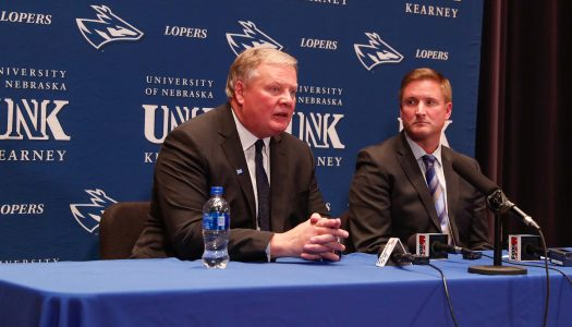 VIDEO: Summary of UNK Budget Reductions Announcement