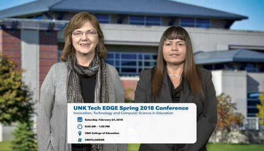 UNK Tech Edge conference advancing technology in education