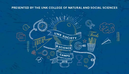 Discover something new through UNK Society and Science summer camps