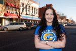 UNK freshman from Germany Lena Janssen finds second home in Kearney