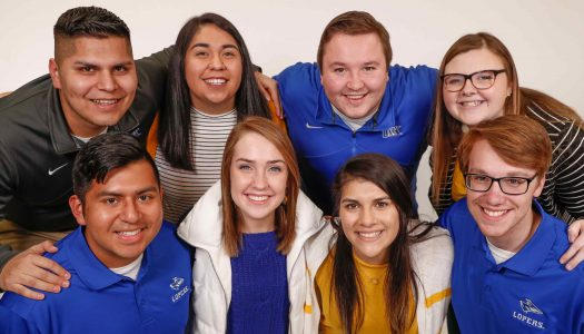 New Student Enrollment leaders selected at UNK
