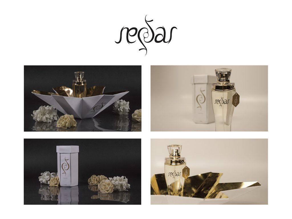 SILVER - John Shea – Packaging – Nectar Perfume