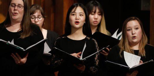 PHOTO GALLERY: UNK choir concert at St. Luke's Episcopal Church