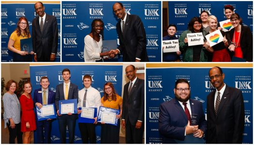 Best of the Best: UNK Applauding Excellence recognizes students, groups for contributions