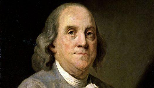 Ben Franklin project gets top UNK Talks honor for Albrecht, Buss