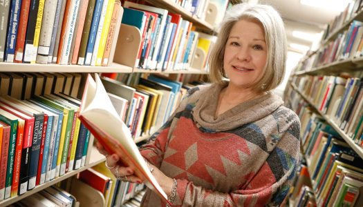 For UNK's Dee Urwiller, library job was never boring