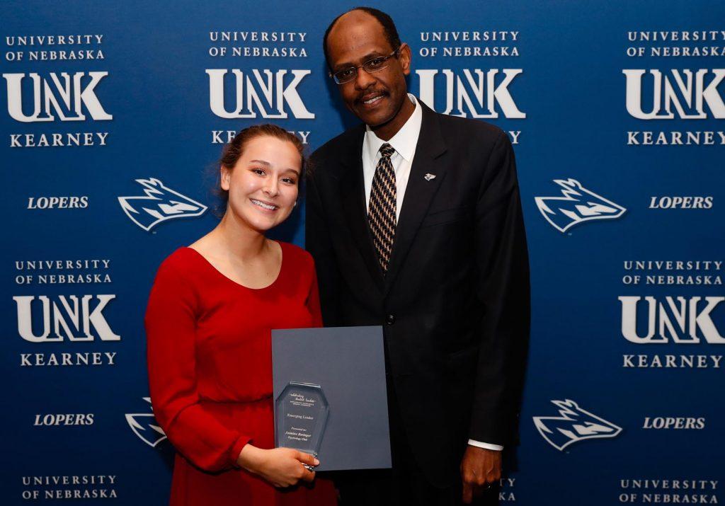 Emerging Leader Award - Jasmine Beringer