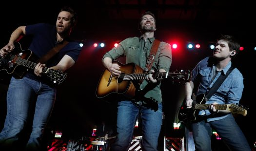 LIVE PHOTOS: Josh Turner performs Friday concert at UNK