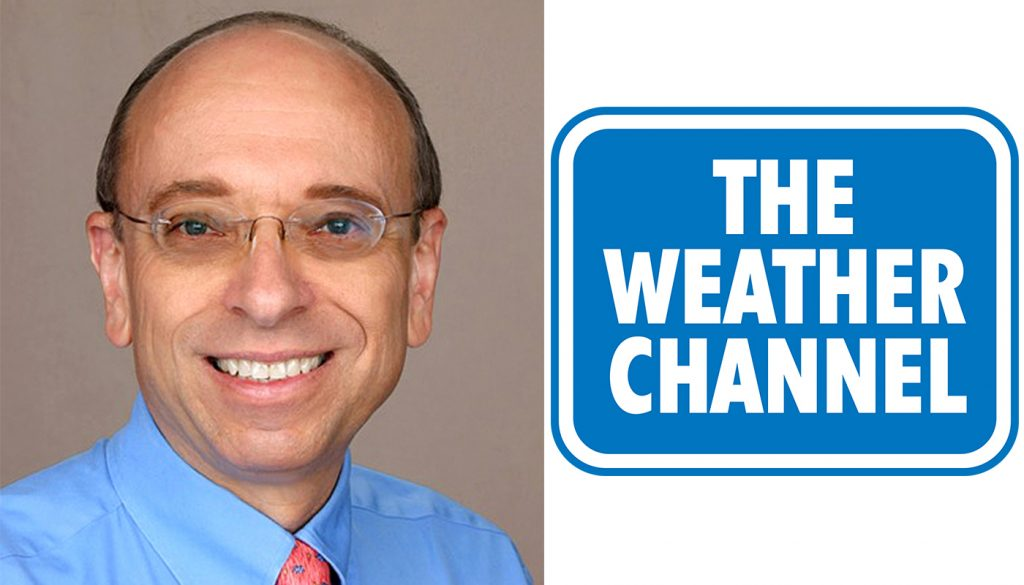 Greg Forbes, The Weather Channel